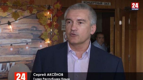 Аксёнов заявлении по «возвращению» Крыма Украине: Поезд ушёл