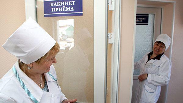 """Правительство сняло возрастные ограничения по программе """"Земской доктор"""""""