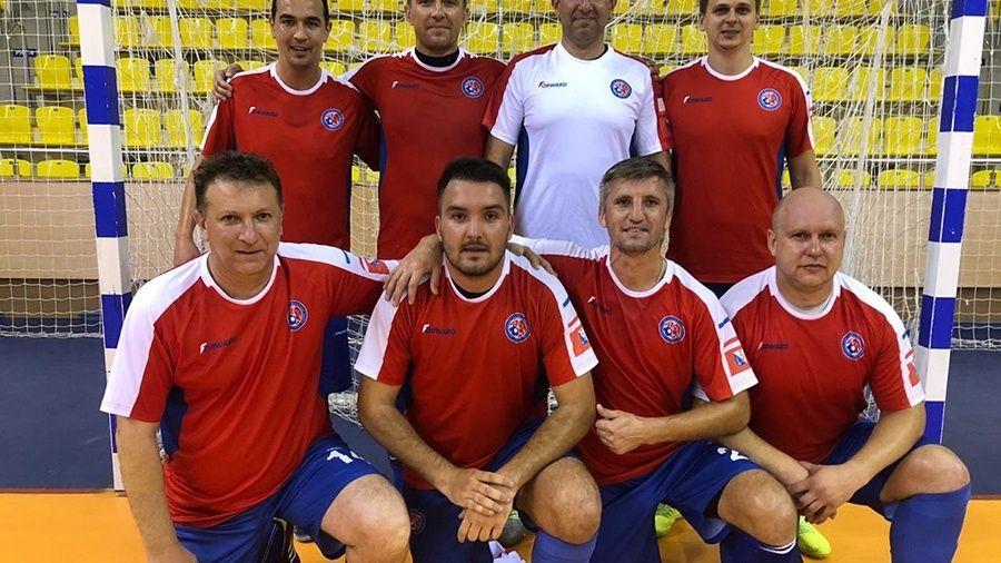 Сборная Крыма по мини-футболу выиграла ведомственную Спартакиаду в Элисте