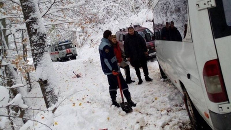Сергей Шахов: Готовность к зиме в муниципальных образованиях Республики Крым находится под контролем МЧС РК