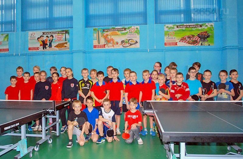 «СК Ялта» - призер II тура Командного чемпионата Крыма по настольному теннису