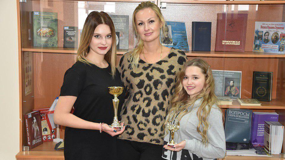 В Симферополе прошёл XII Открытый международный конкурс-фестиваль искусств и творчества