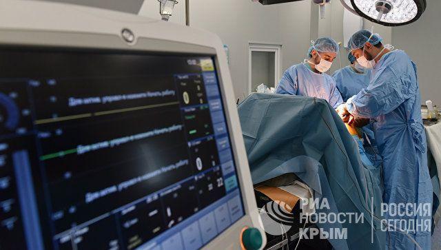 Израиль поможет построить в Крыму новейший кардиоцентр