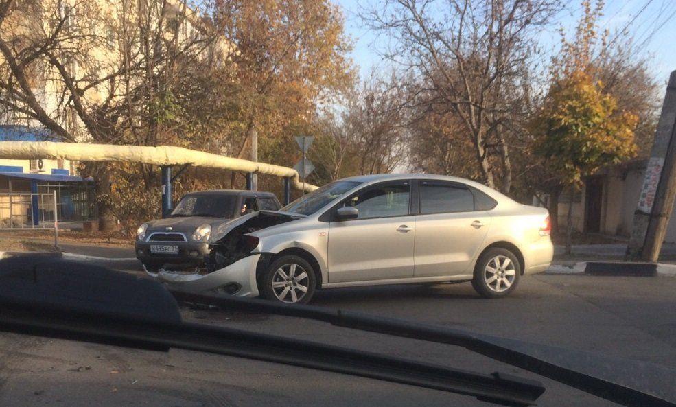 В Симферополе в результате ДТП пострадал дворник