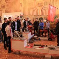 Экскурсия для детей в музее пожарной охраны