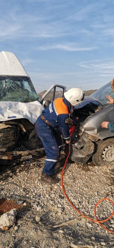 Пять человек пострадали в результате двух ДТП в Бахчисарайском районе