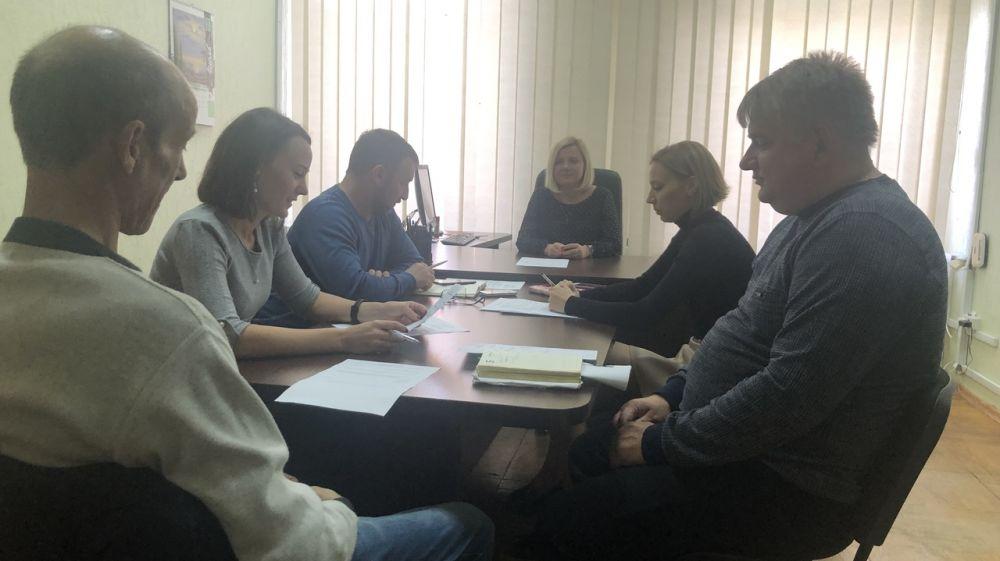 7 ноября состоялось заседание Общественного совета при Инспекции по жилищному надзору Республики Крым