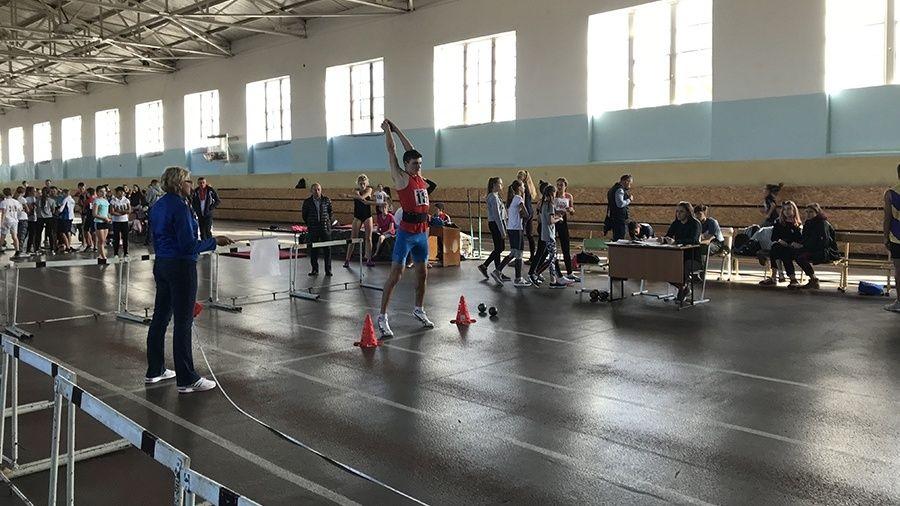 В Симферополе пройдут соревнования по легкоатлетическому троеборью