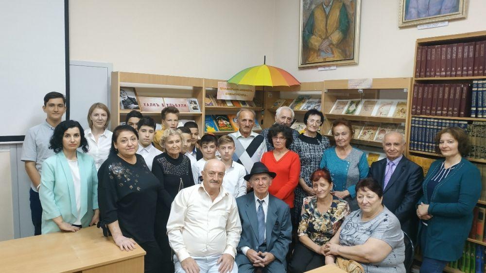 Республиканская крымскотатарская библиотека продолжает марафон мероприятий «Литература. Театр. Творчество»