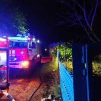 Крымские огнеборцы ликвидировали возгорание