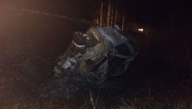 Как военный из Крыма спас ребенка из горящей машины под Челябинском