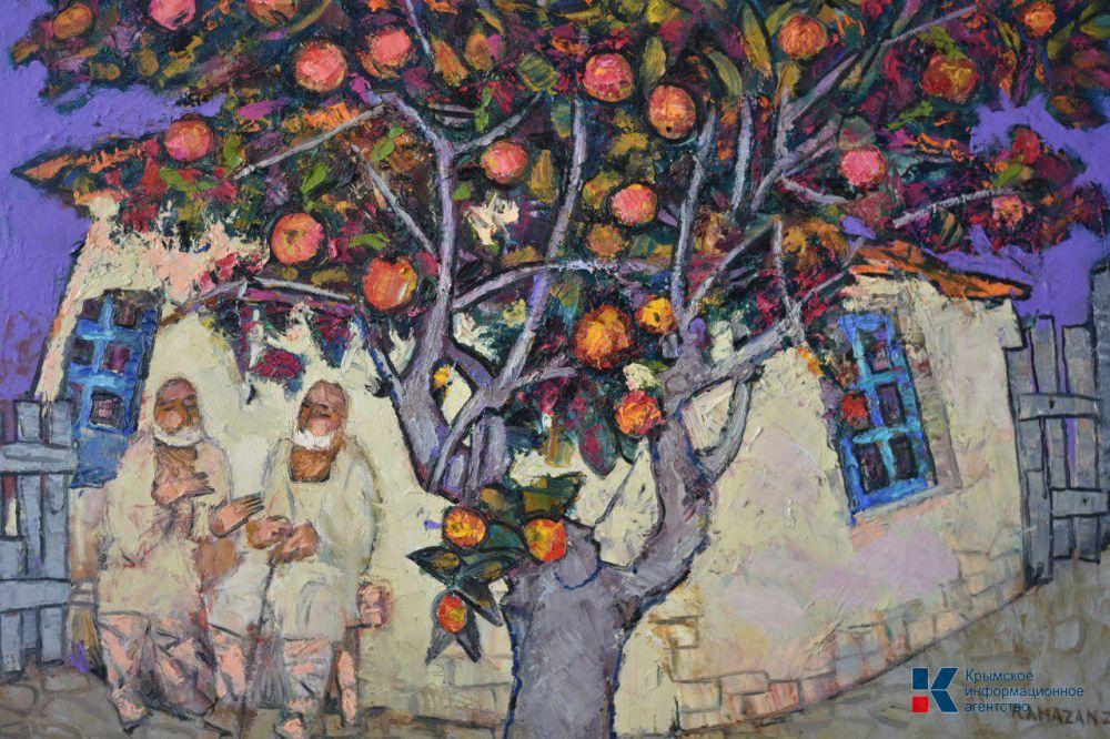 В столице Крыма открылась выставка ретроспективной живописи