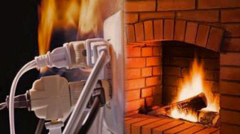 Электрооборудование и печное отопление - источники повышенной опасности