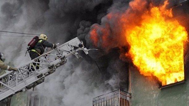МЧС напоминает: действия в случае возникновения пожара в многоэтажном жилом доме