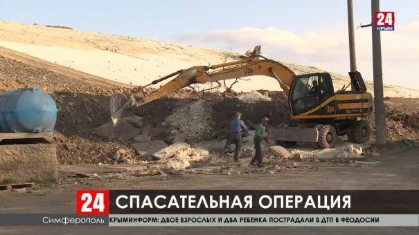Рекультивация полигонов – спасательный круг для Крыма