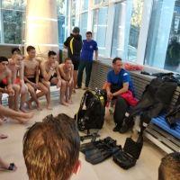 Уроки безопасного плавания в детском центре «Артек»