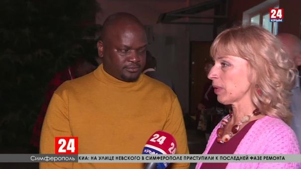 Из разных стран мира в Крым прибыла делегация представителей средств массовой информации