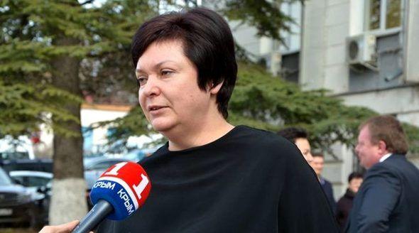Вице-премьер Крыма подтвердила отставку главы министерства образования
