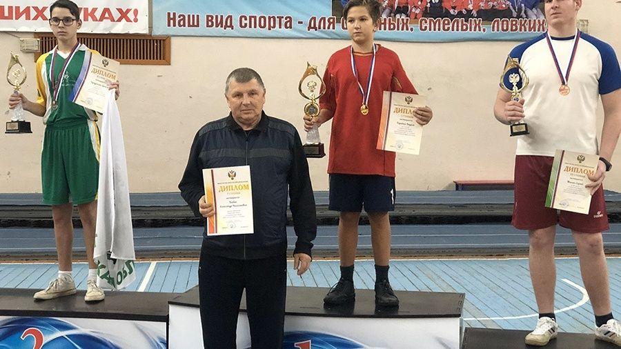 Крымские городошники завоевали три медали на юношеском первенстве России в Вятских Полянах