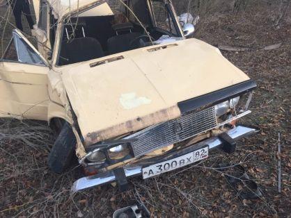 В Крыму мама бросила умирать выпавшую из автомобиля двухлетнюю дочь