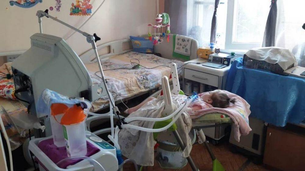 В Крыму повышается качество детской паллиативной помощи