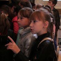 В музее Пожарной охраны Крыма состоялась выставка для школьников