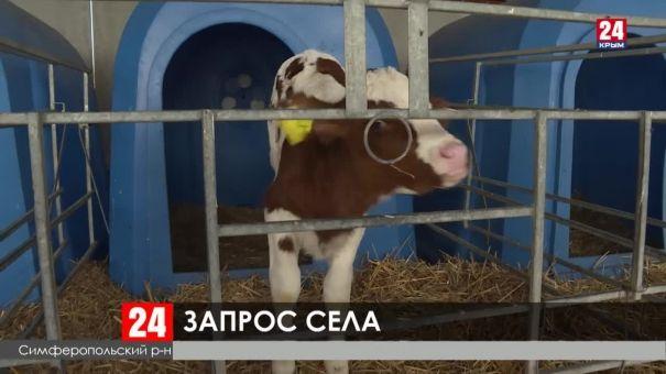 Владимир Константинов посетил социальные объекты Симферопольского района