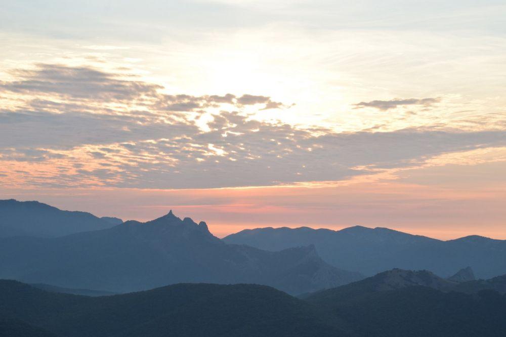 Туристка из Тулы вечером заблудилась на горе Сокол