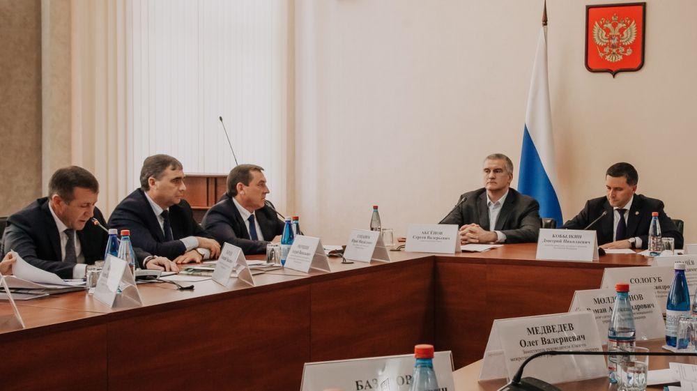 Геннадий Нараев принял участие в совещании по вопросу реализации нацпроекта «Экология»