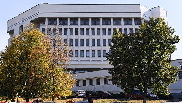 Парламент Крыма согласовал увольнение трех вице-премьеров