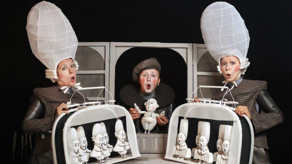 Крымский академический театр кукол представит в Севастополе спектакль «О принцах и принцессах»
