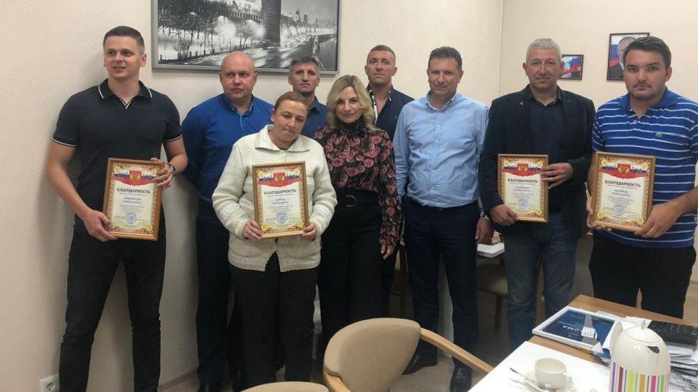 Министр спорта Ольга Торубарова наградила победителей Спартакиады в Элисте