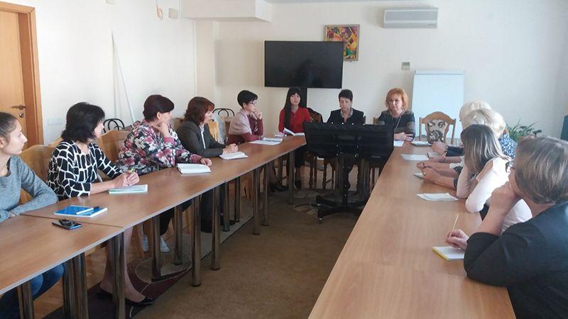 Проведено рабочее совещание директоров центральных библиотек и централизованных библиотечных систем Республики Крым