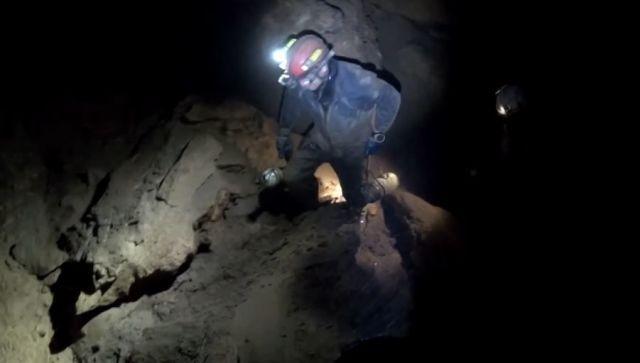 Подземелье Крыма: какие тайны хранит затопленная пещера Узенбаш