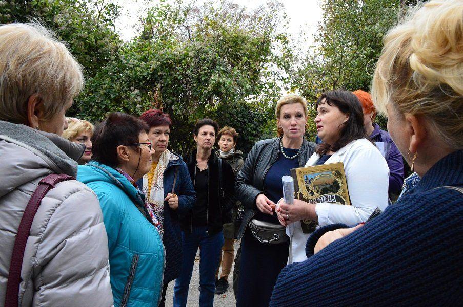 Алупкинский экскурсионно-методический центр «Таврика» представляет «Нескучные понедельники»