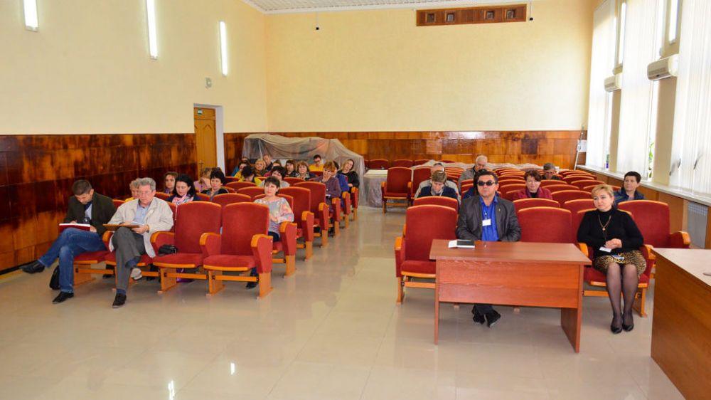 В администрации Черноморского района состоялся семинар по трудовому законодательству