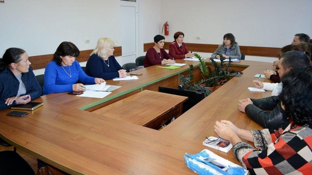 Специалисты отдела ветеринарии Раздольненского и Первомайского районов приняли участие во встрече – совещании «Час предпринимательства»