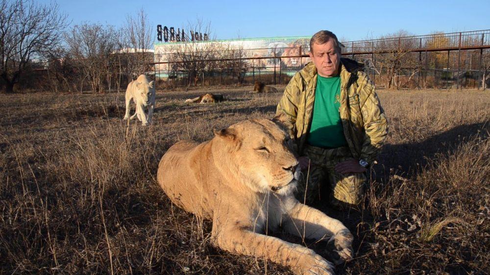 Олег Зубков просит забрать животных из парка «Тайган»: иначе их убьют