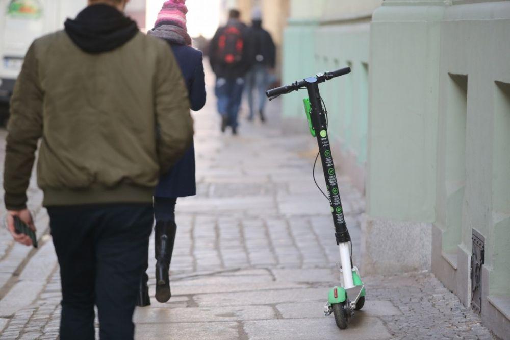 В Севастополе раскрыли кражу самоката