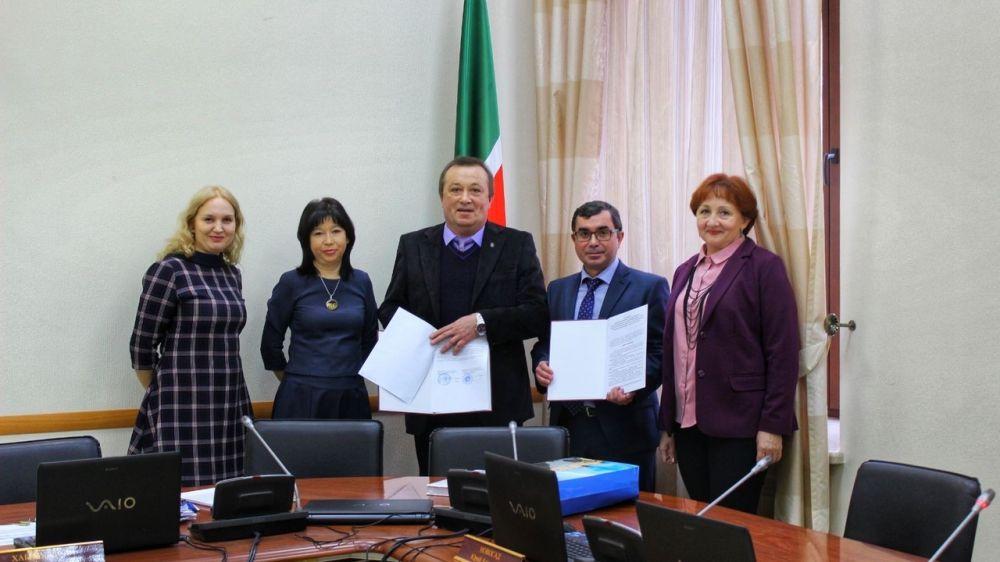 Делегация Госкомцен Крыма посетила Госкомитет Республики Татарстан по тарифам с рабочим визитом