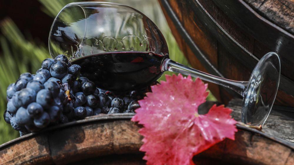 Андрей Рюмшин: Крымские аграрии завершили уборку винограда