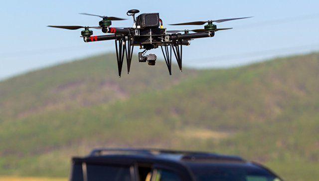 Пропавшую в Крыму девочку будут искать с помощью дронов