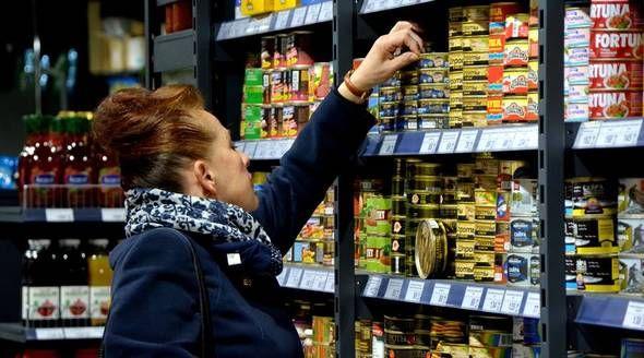 Стоимость продуктов питания в Крыму за год выросла на 6,2%