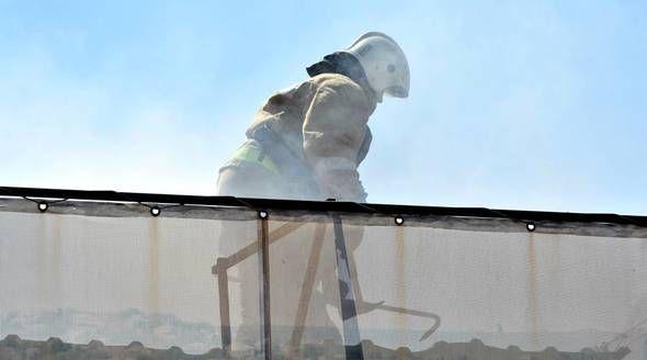 Власти Крыма отметили увеличение числа погибших на пожарах в этом году