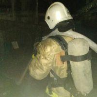 На пожаре в Первомайском районе спасён мужчина