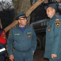В Симферопольском районе введён режим ЧС