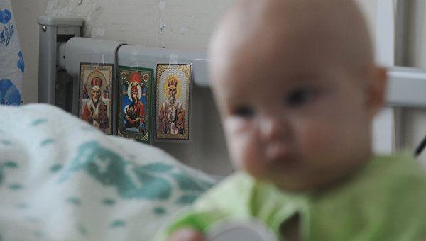 В Крыму хотят открыть отделение детской паллиативной помощи