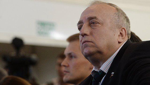 В Совфеде оценили заявление Помпео о Крыме и Голанских высотах