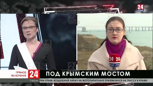 Из Керчи уходят украинские военные корабли