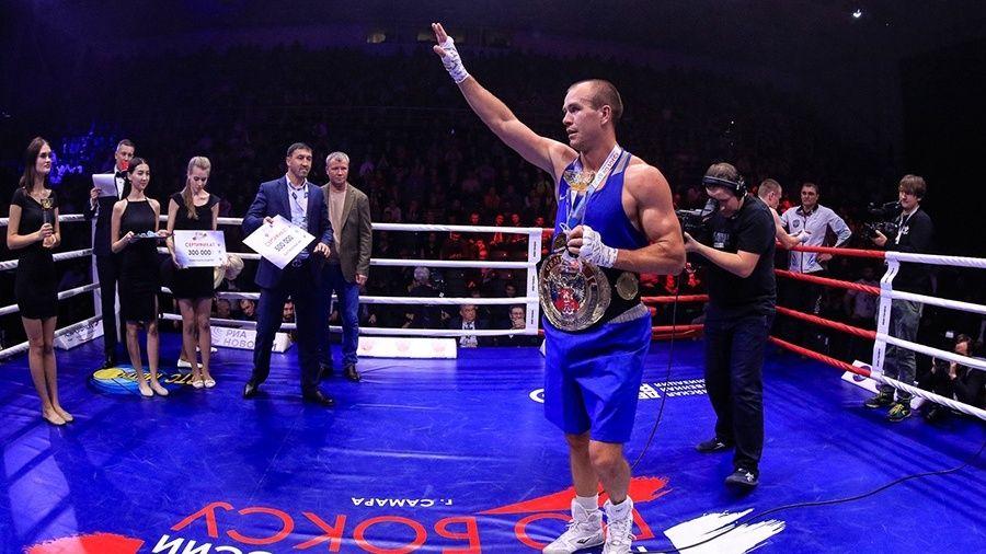 Севастополец Максим Коптяков – чемпион России по боксу!